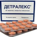Детралекс — инструкция по применению, показания к применению и противопоказания, аналоги российские
