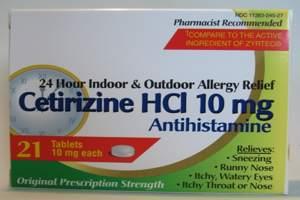 Зодак от аллергии инструкция