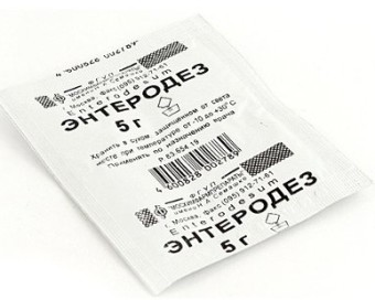 Энтеродез является аналогом препарата Регидрон