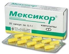 Мексикор является аналогом препарата Милдронат