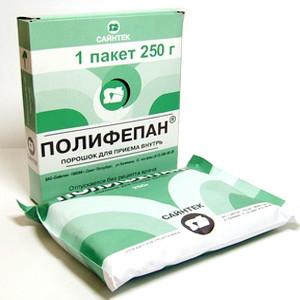 Полифепан является аналогом препарата Регидрон