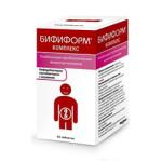 Бифиформ — инструкция по применению (официальная), как принимать для новорожденных, дешевые аналоги