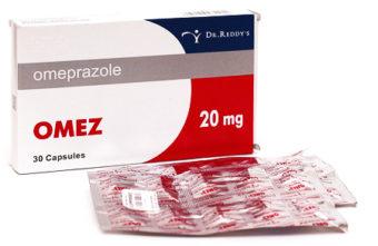 Омез: инструкция по применению и характеристики препарата