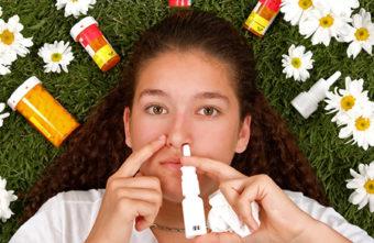 Аллергия на коже признак