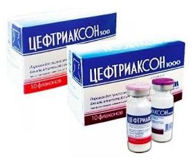 Цефтриаксон инструкция по применению препарата