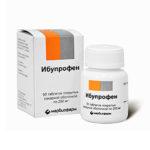 Ибупрофен — официальная инструкция по применению (в форме таблеток), показания и противопоказания, препараты аналоги