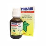 Проспан — официальная инструкция по применению (в форме сиропа), показания и противопоказания, препараты аналоги