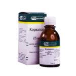 Корвалол — инструкция по применению, состав препарата, показания к использованию, понижает или повышает давление