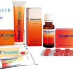 Фенистил капли — инструкция к применению, формы препарата (гель, Фенистил пенцивир), особенности приема и дозировка
