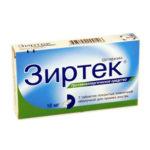 Зиртек — официальная инструкция по применению (в форме капель для детей), дозировка, что лучше для ребенка Зиртек или Зодак