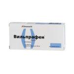 Вильпрафен — официальная инструкция по применению (в форме таблеток), показания и противопоказания, аналоги дешевле