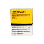 Пимафуцин — официальная инструкция по применению (в форме суппозиториев), показания и противопоказания, препараты аналоги