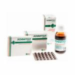 Хофитол — официальная инструкция по применению (в форме таблеток и раствора), показания и противопоказания, аналоги