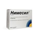 Нимесил — официальная инструкция по применению (в форме гранул для приготовления суспензии), применение для детей, аналоги