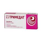 Тримедат — официальная инструкция по применению (в форме таблеток), показания, принимать до еды или после еды, аналоги дешевле