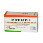 Кортексин — официальная инструкция по применению (лиофилизат для приготовления раствора), противопоказания, препараты аналоги