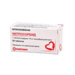 Нитросорбид — официальная инструкция по применению (в форме таблеток), показания, противопоказания, аналоги, цена