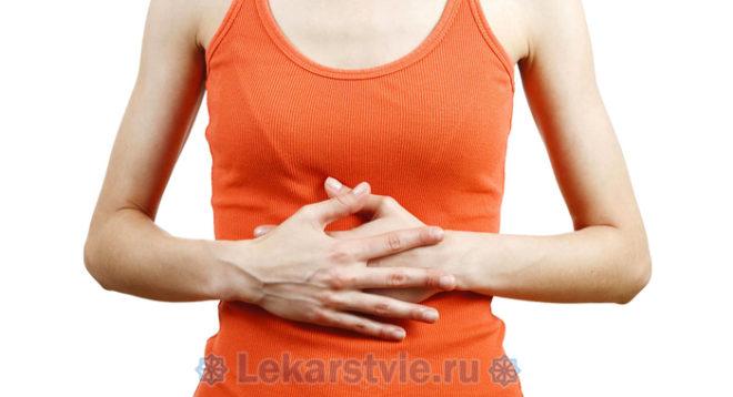 Препарат Ранитидин способствует общему уменьшению кислотности желудка